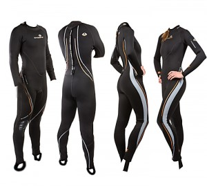 Lavacore Backzip Full Suit